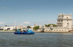 Boat Hop on Hop off + Belém Riverside & Castle