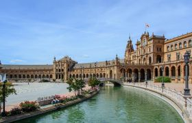 Full-day trip to Seville